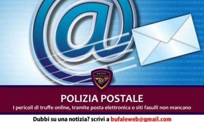 Attenzione alle false mail provenienti dalla Polizia di Stato
