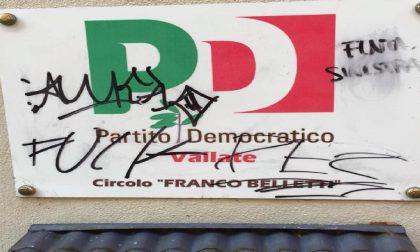 Sedi del PD prese di mira dai vandali
