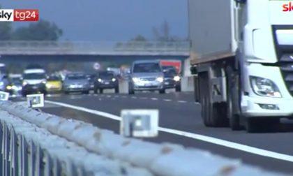 Esodo e sciopero casellanti sulle autostrade LA SITUAZIONE