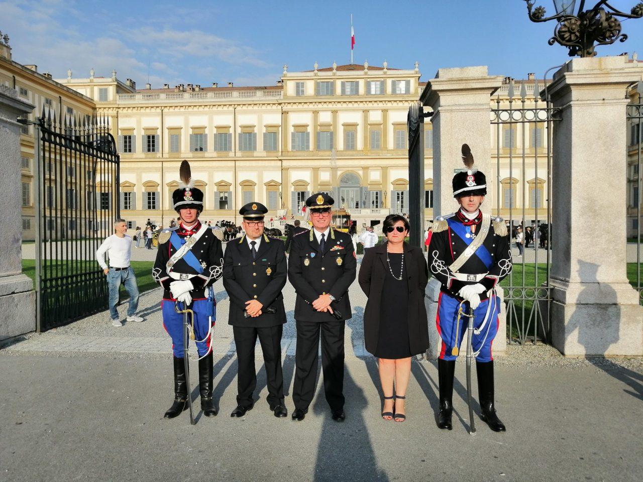 Lodi, Via ai Campionati del mondo delle Forze di Polizia
