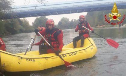 I Vigili del Fuoco si allenano per il soccorso fluviale FOTO