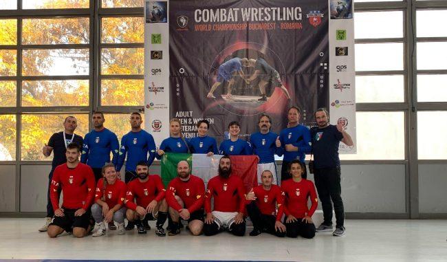 Campioni del mondo: tre oro e un argento per l'Ares Fight Team di Lodi