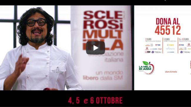 La Mela di AISM torna in 5000 piazze italiane