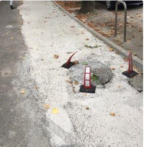 Ciclabile di via San Bassiano pericolosa: l'opposizione accusa la Giunta