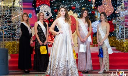Miss Intercontinental, Lara Tranchini sfiora la corona FOTO