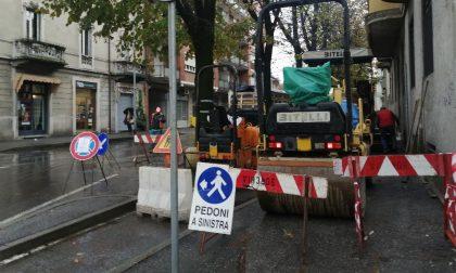Collaudo della passerella ciclopedonale su via Sforza: ecco i provvedimenti viabilistici