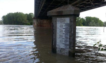 Emergenza maltempo: massima allerta per il fiume Po