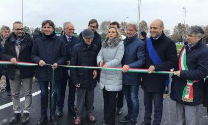 Inaugurata variante Ospedaletto: 1,3 km di strada strategici