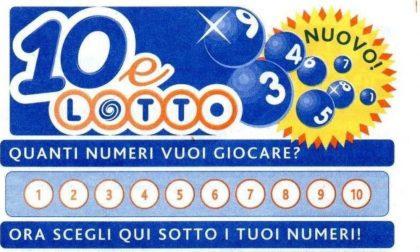 Vinti 100mila euro a Santo Stefano Lodigiano