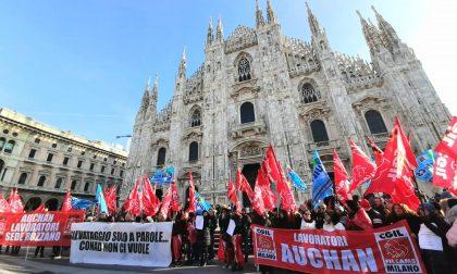 Sciopero lavoratori Auchan e Simply: il 23 dicembre in piazza contro gli esuberi