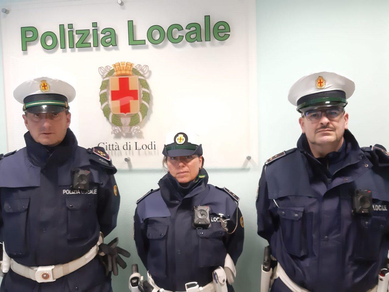 Sei nuove bodycam per la Polizia locale di Lodi: COME FUNZIONANO VIDEO