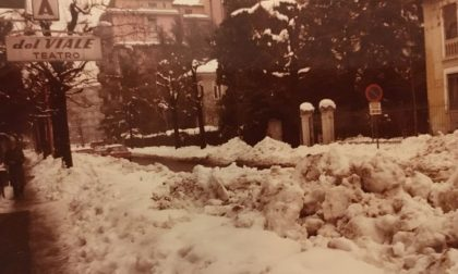 """Oggi splende il sole, ma 35 anni fa """"cadeva"""" la grande nevicata dell'85 FOTO e VIDEO"""