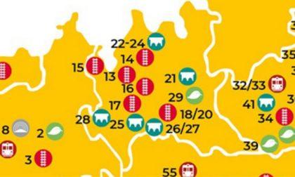 Le dieci opere prioritarie in Lombardia secondo Legambiente