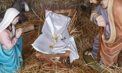 Gesù Bambino rubato dal Presepe di Codogno: responsabili due minorenni