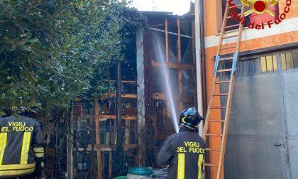 Incendio in abitazione a Somaglia, una persona intossicata