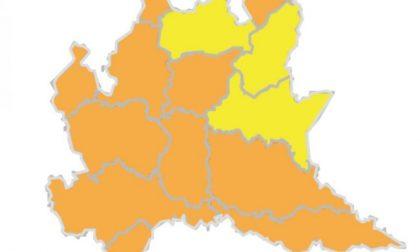 Rischio vento forte, allerta arancione della Protezione Civile anche a Lodi e provincia