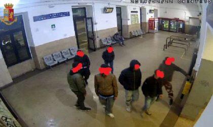 Rapine e spaccio alla stazione: presa baby gang