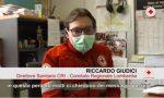 La Croce Rossa della Lombardia c'è: 25mila operatori attivi per garantire i servizi essenziali, ma non è facile VIDEO