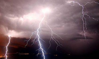 Allerta meteo: codice giallo per rischio temporali forti
