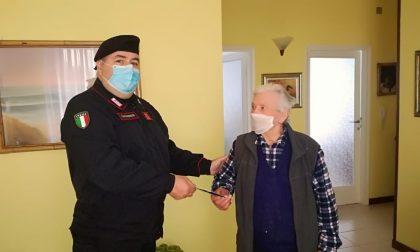 Pensione agli anziani: a consegnarla ci pensano i Carabinieri