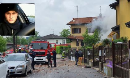 E' stato il 21enne morto nello scoppio a fare esplodere la villetta nel Comasco