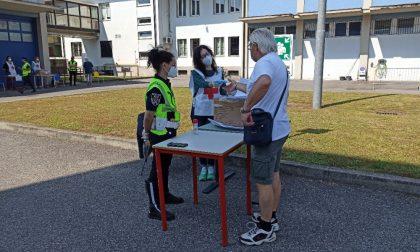 Continua la distribuzione di mascherine gratuite: 2mila consegnate il primo giorno