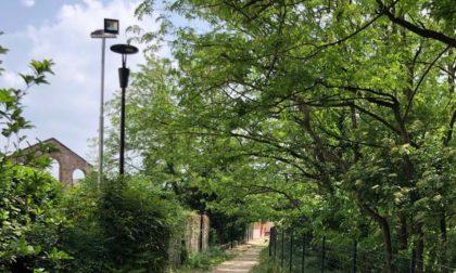 A Lodi ripresi (e quasi terminati) i lavori per l'illuminazione pubblica