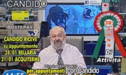 Il Mago Candido chiede di patteggiare 4 anni e mezzo di carcere