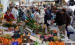 Mercati, da oggi a Lodi tornano anche i banchi non alimentari