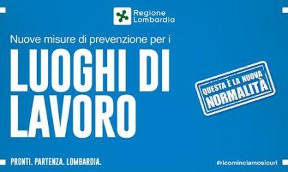 Nuova ordinanza: le indicazioni per i datori di lavoro in Lombardia da lunedì 18 maggio