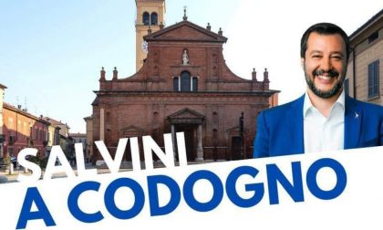 Dopo la visita di Mattarella, domenica 28 giugno anche Matteo Salvini sarà a Codogno