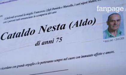 La terribile storia di Cataldo, morto solo a L'Aquila di Covid: l'hanno trasferito lì ancora intubato dopo essere risultato negativo alla malattia