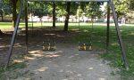 Nuovi giochi e arredi per i parchi di San Fereolo FOTO