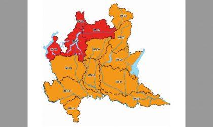 Rischio forti temporali, è ancora allerta meteo nel Lodigiano (e in Lombardia)