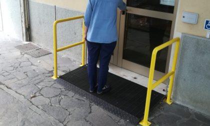 A Corno Giovine abbattute le barriere architettoniche di Poste Italiane