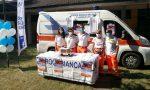 L'importante aiuto della Fondazione Comunitaria della Provincia di Lodi alla Croce Bianca FOTO