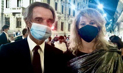 L'omaggio del Presidente Fontana alla dottoressa Malara che scoprì il paziente 1