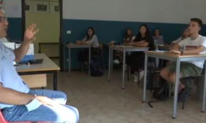 Gli studenti lodigiani tornano sui banchi di scuola tra entusiasmo e difficoltà VIDEO