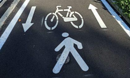 Lavori per la nuova pista ciclabile, viabilità modificata da lunedì