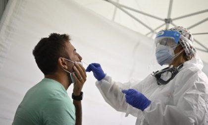Coronavirus, quasi 17mila tamponi e 224 positivi. Nel Lodigiano +4