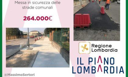 Piano Lombardia, alla Provincia di Lodi 7,2milioni. Iniziati i lavori
