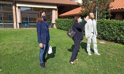Completati i lavori per la bonifica dell'amianto a Cascina Faustina FOTO