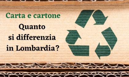 In Lombardia carta e cartone fanno la differenza: 11.376 tonnellate a Lodi