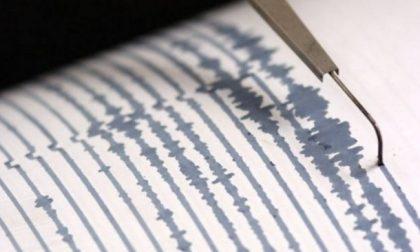 Terremoto nel Milanese nel tardo pomeriggio di ieri