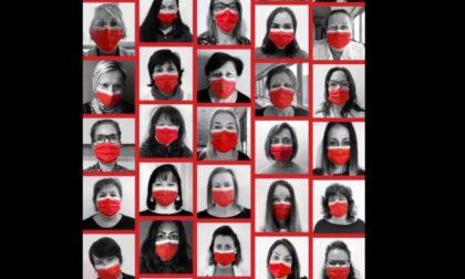 Cosmosol contro la violenza sulle donne: le 60 dipendenti dell'azienda lodigiana ci mettono la faccia VIDEO