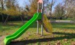 Parchi pubblici: terminata la manutenzione delle attrezzature FOTO