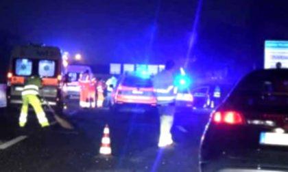 Incidente stradale sulla A1: muore donna di 70 anni, ferita la figlia