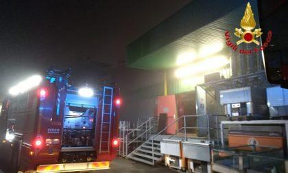 Allarme incendio al Gigante, arrivano i Vigili del Fuoco