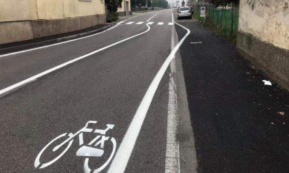 A Lodi strade sempre più sconnesse e pericolose, specialmente per chi viaggia in bici FOTO