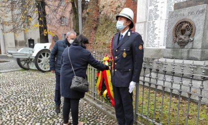 Giornata dell'Unità Nazionale e delle Forze Armate, le parole del sindaco Casanova